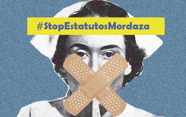 stop mordaza